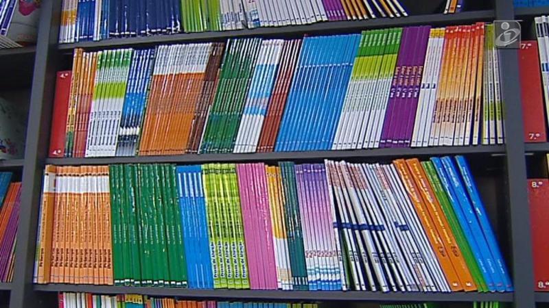 Preços dos manuais escolares mantêm-se no próximo ano
