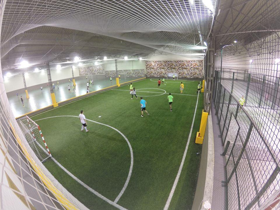 ITS Arena (Foto: Facebook oficial da In Time Sports)