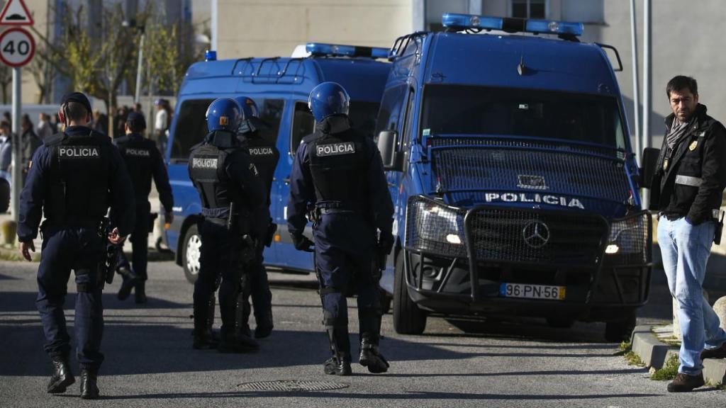 Polícia - Lisboa (arquivo)