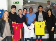 Os internacionais do Belenenses