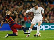 Barcelona-Real Madrid (Reuters)