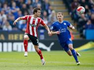 Leicester-Southampton (Reuters)