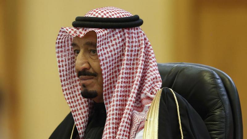 Rei da Arábia Saudita Salman bin Abdulaziz Al Saud