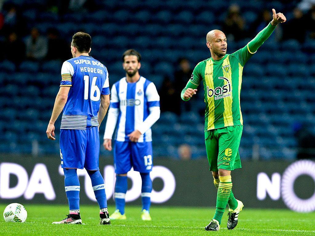 FC Porto-Tondela (LUSA)