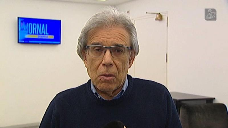 O que levava Júlio Machado Vaz na mochila se fosse refugiado