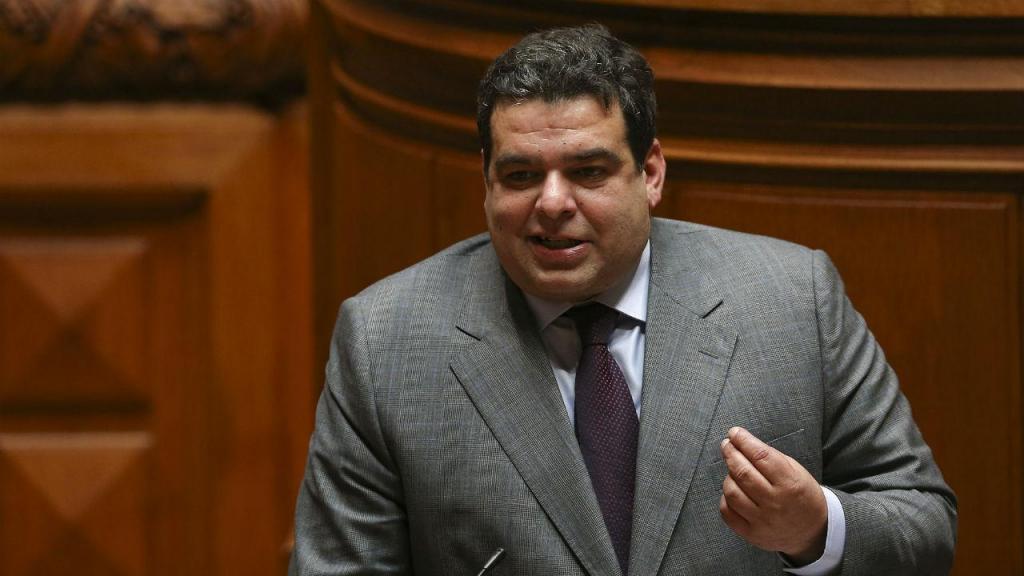 Fernando Rocha Andrade (José Sena Goulão/Lusa)