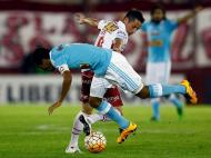 Huracan-Sporting Cristal (Reuters)