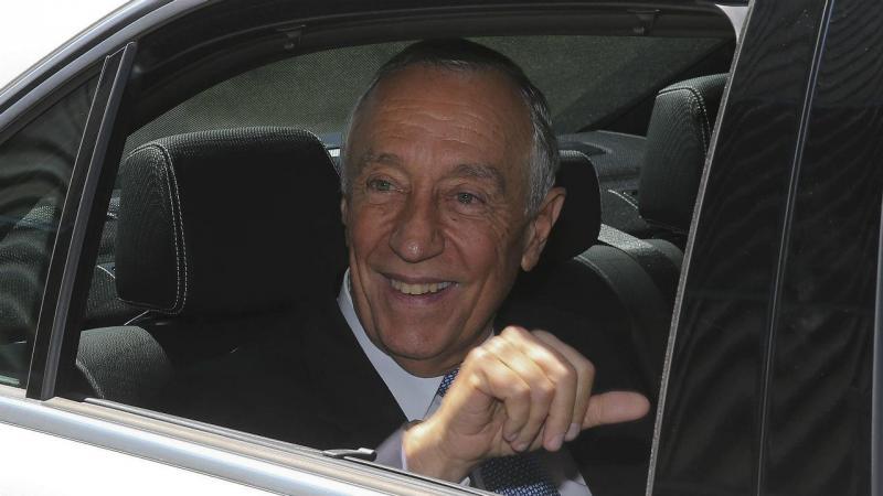 Marcelo Rebelo de Sousa (Inácio Rosa/Lusa)