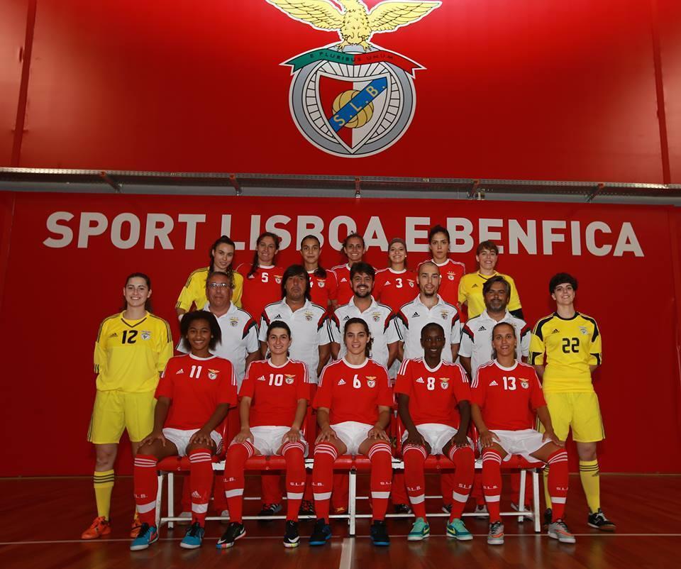 Benfica: futsal feminino