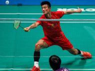 Badminton (Lusa)