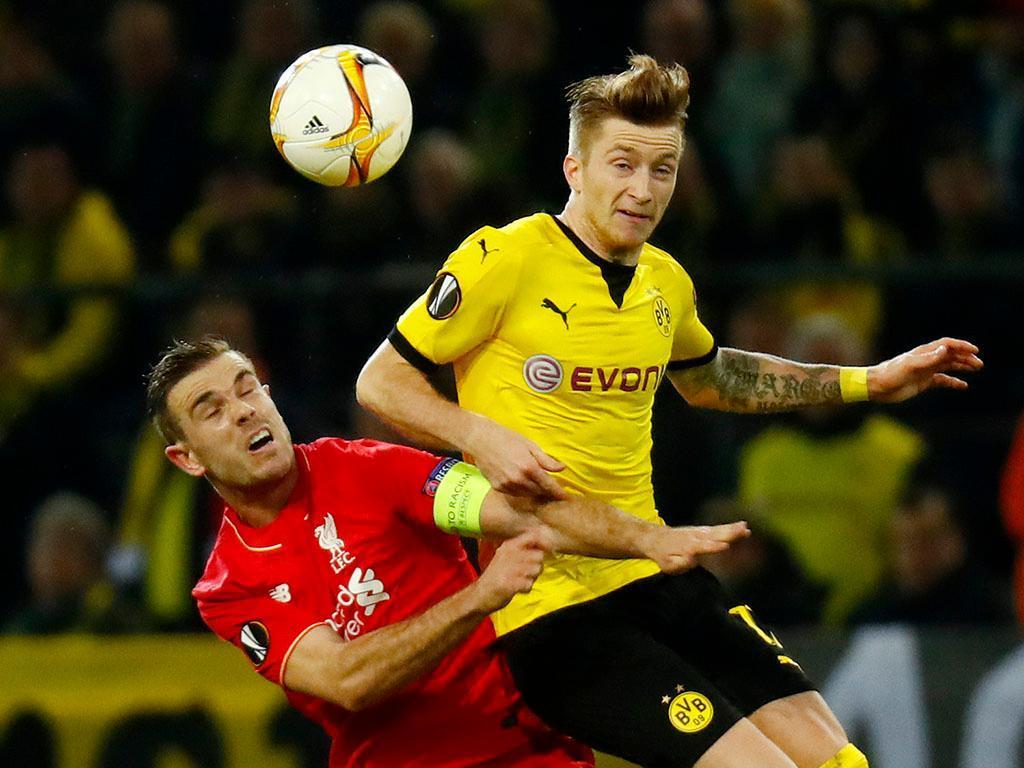 Dortmund-Liverpool (Reuters)