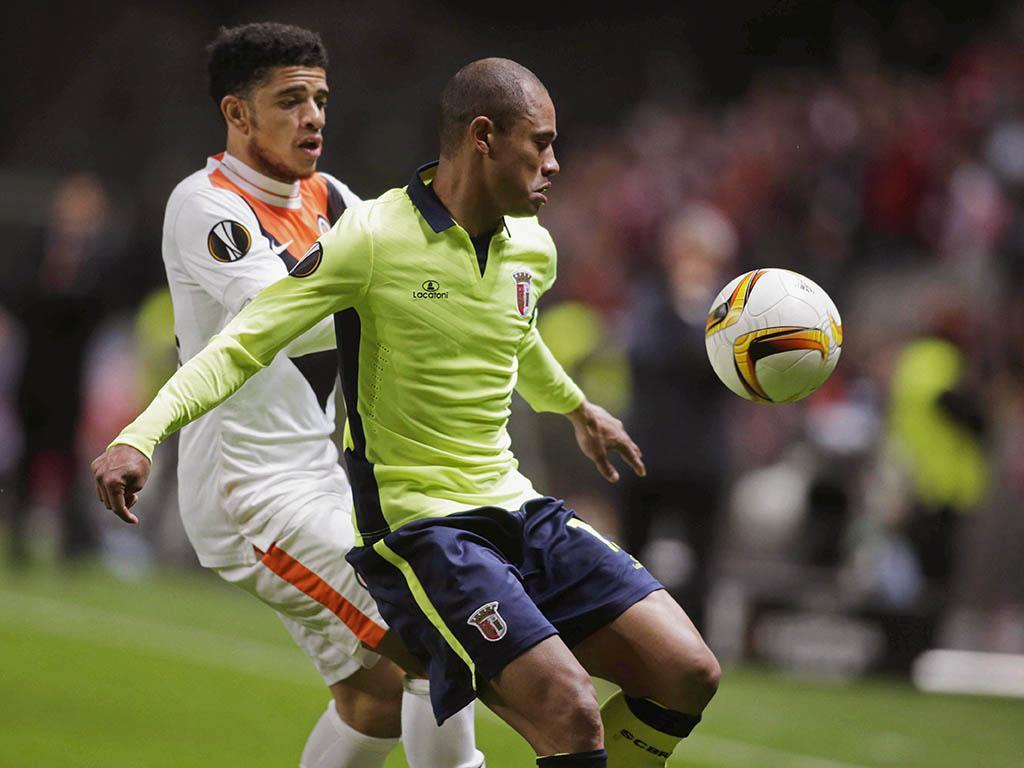 Sp. Braga-Shakhtar (Reuters)