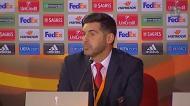 Paulo Fonseca provoca o riso na conferência de imprensa