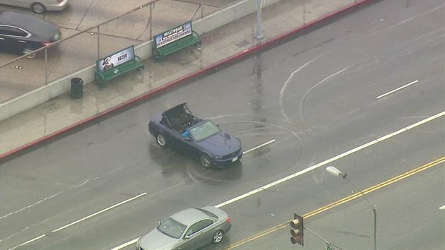 Perseguição Los Angeles