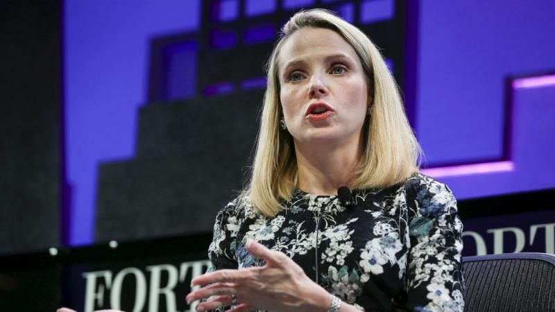 Marissa Mayer CEO da Yahoo