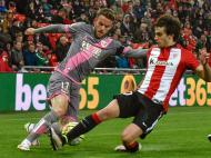 Athletic Bilbao-Rayo Vallecano (Lusa)