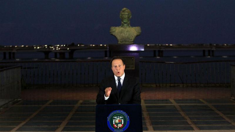 Panamá estabelece laços diplomáticos com a China e rompe com Taiwan