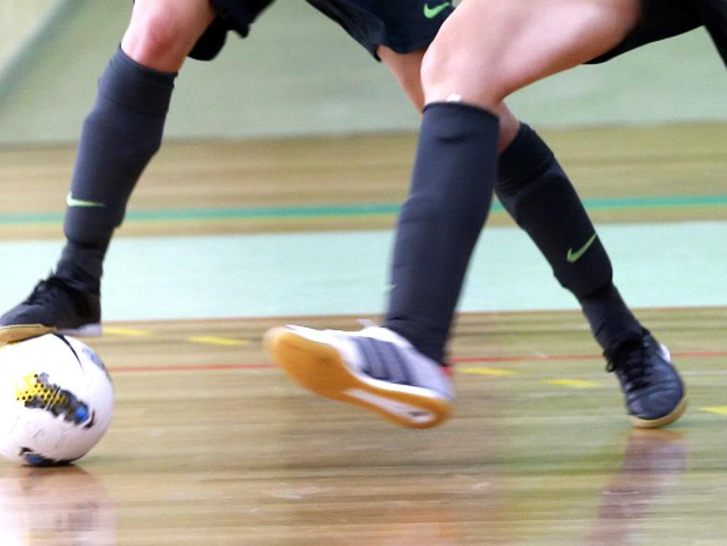 Taça feminina futsal