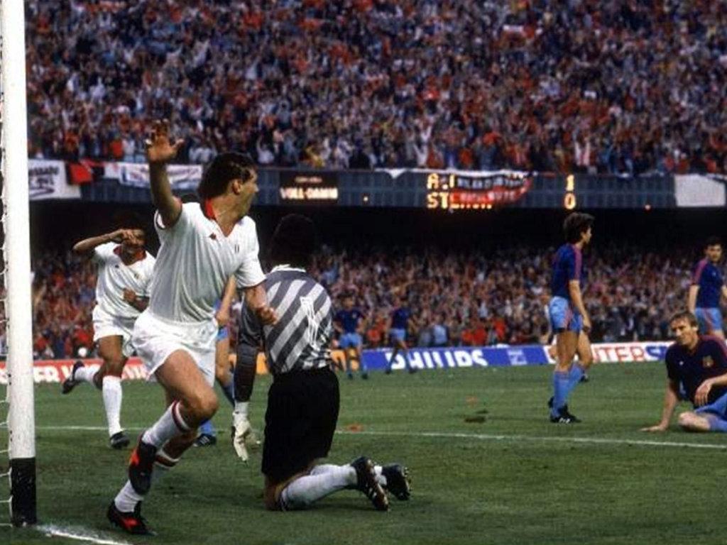 Steaua-Milan, 1989