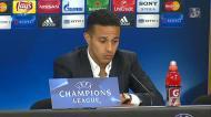 Thiago: «Gaitán, sendo argentino, vai jogar amanhã»