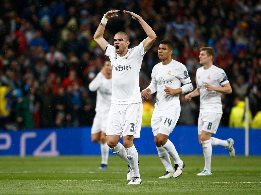 9.º Pepe: marcou 14 golos