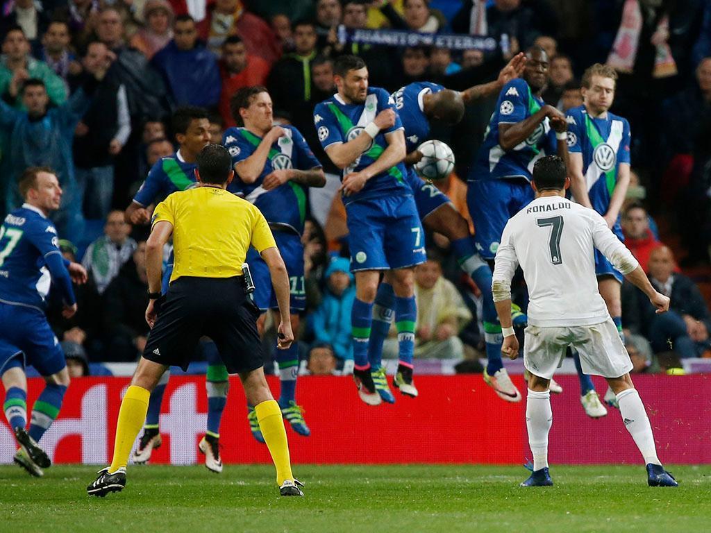 Real Madrid-Wolfsburgo (Reuters)