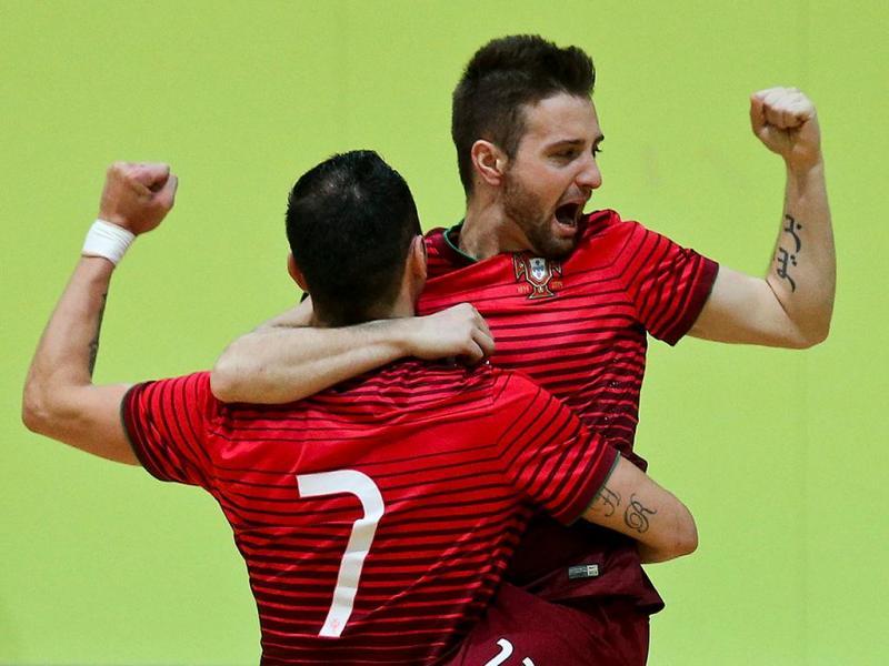 Futsal seleção nacional (Lusa)