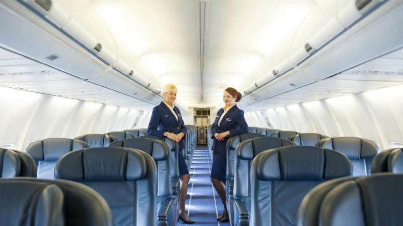 Ryanair inaugura serviço aéreo de luxo