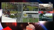 Benfica-Bayern: autocarro dos «encarnados» já está na Luz