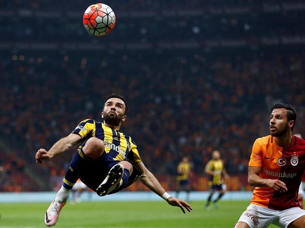 Galatasaray-Fenerbahçe (Lusa)