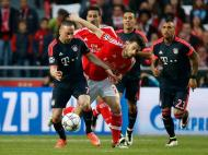 Benfica-Bayern Munique (Reuters)