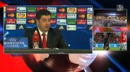 Rui Vitória: «Dividimos este jogo até ao último minuto»