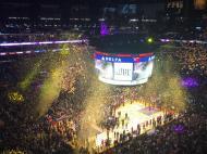 Kobe Bryan: adeus e obrigado (Foto Rui Pedro Silva)