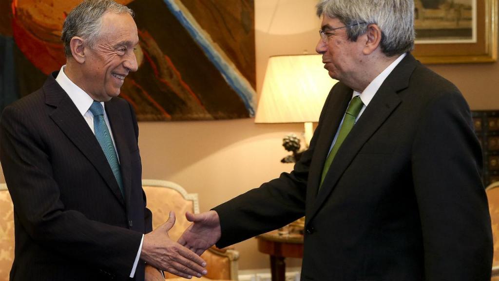 Marcelo Rebelo de Sousa e Eduardo Ferro Rodrigues