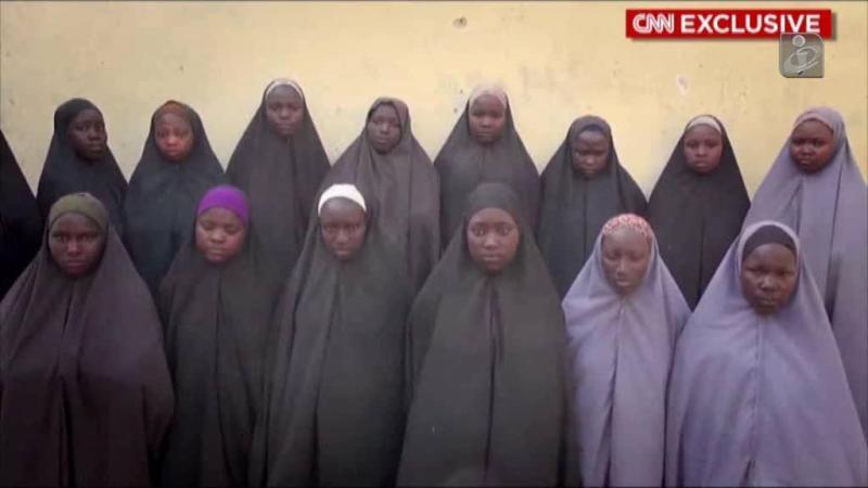 Jovens raptadas pelo Boko Haram podem estar vivas