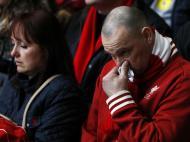 Tragédia de Hillsborough faz 27 anos: as fotos da cerimónia