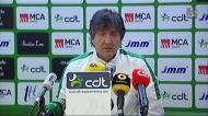 Raúl José: «Até o Benfica jogar estamos na frente»