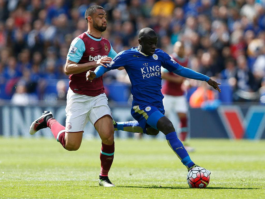 Leicester-West Ham (Reuters)