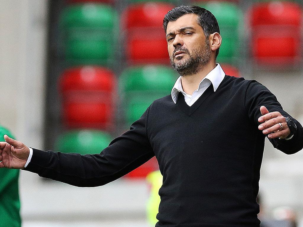 Sérgio Conceição (Lusa)