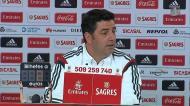 «Gaitán e Mitroglou estarão na convocatória»