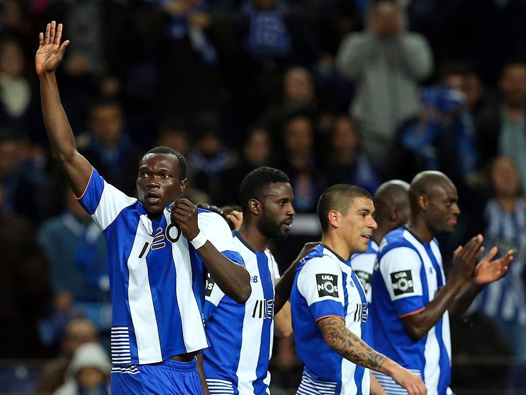 FC Porto-Nacional (Lusa)