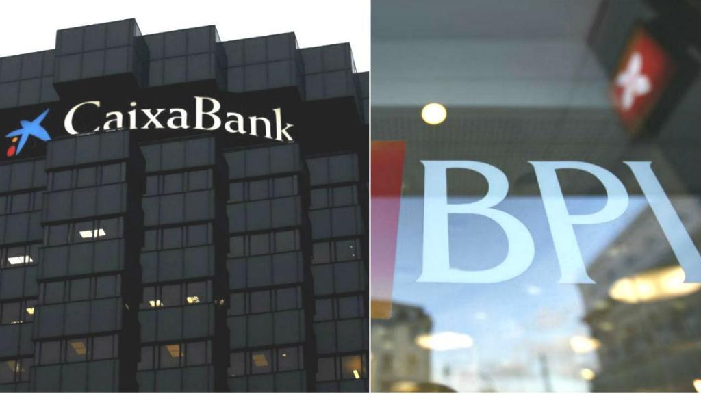 CaixaBank e BPI (Reuters)