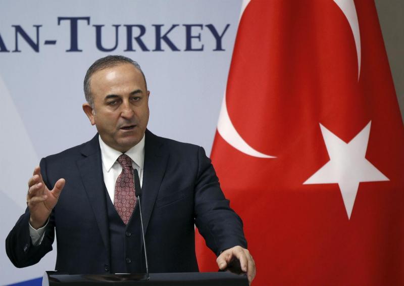 Mevlut Cavusoglu [Foto: Reuters]