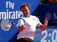 Nicolas Almagro eliminado no primeiro dia do Open de Barcelona (Lusa)