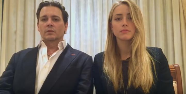 Ministro australiano goza com vídeo de Johnny Depp e Amber Heard