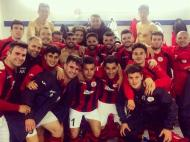 Lincoln Red Imps (Facebook oficial)