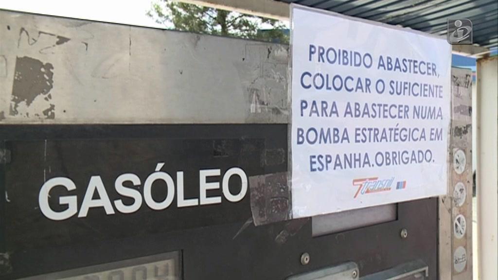 Desconto no gasóleo: empresários admitem voltar a abastecer em Portugal