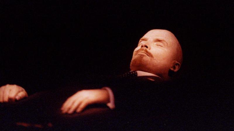 Múmia de Lenine