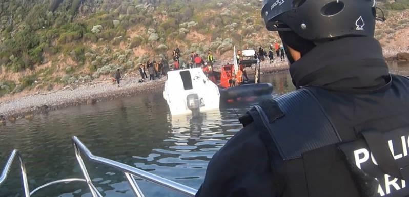 Polícia Marítima portuguesa apreende lancha rápida na Grécia