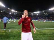 Totti (ALESSANDRO DI MEO/EPA/Lusa)